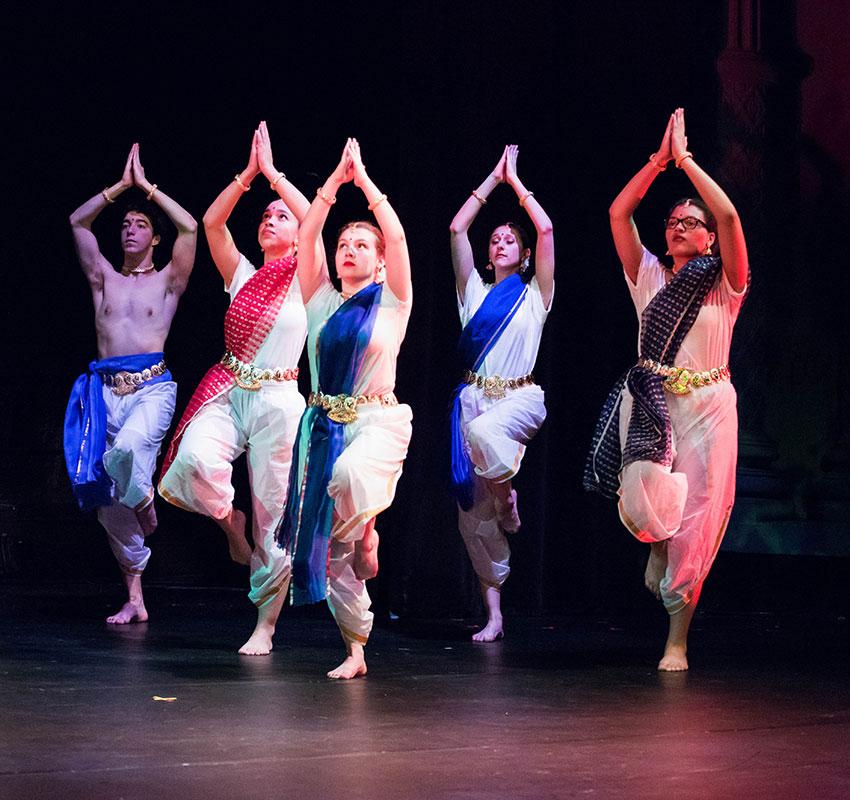 """Anjali"" – Main Street School of Performing Arts Dance Company"