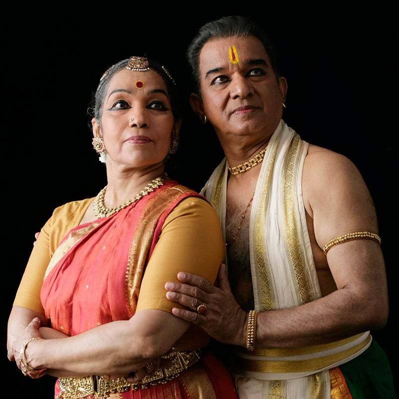 Sri V.P. and Smt. Shanta Dhananjayan